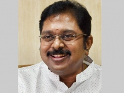 Dmk Trying Topple Government Alleges T T V Dinakaran