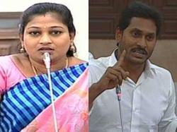Tdp Mlas Anitha Lashes At Ys Jagan His Attitude Ap Assembly