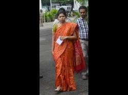 First Lady Minister Bhuma Akhila Priya From Kurnool District