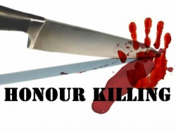 Pregnant Woman Murdered Parents Suspected Honour Killing