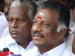 Minister Vijayabaskar Has Met Assembly Secretary Jamaludeen