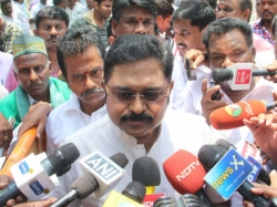 T T V Dinakaran Will Appear Before The Delhi Police Question