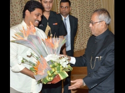 How Pranab Mukherjee Gave Appointment Ys Jagan