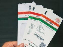 We Said Aadhaar Is Optional How Can You Make It Compulsory Sc To Govt