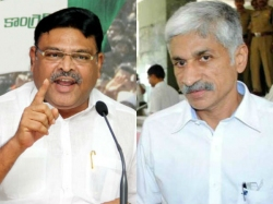 Ravikiran Arrest Ambati Vijaya Sai Question Chandrababu