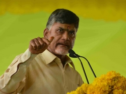 Chandrababu Makes Controversial Comments