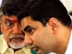 Negative Campaign Social Media About Ap Cm Chandrababu His