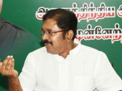 Ttv Dinakaran Hot Comments On Tn Government