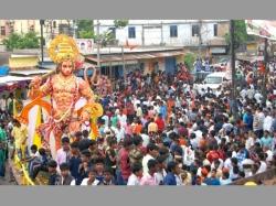 Sri Rama Navami Shobha Yatra Hyderabad