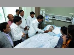 Kcr Calls On Vidyasagar Rao Hyderabad