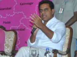 Ktr Unhappy With Namasthe Telangana Staff