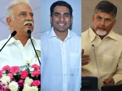 Sena Leaders Heckle Ashok Gajapathi Raju Ls Rajnath Comes Rescue