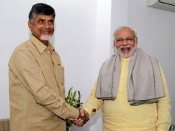 Modi Birthday Wishes Chandrababu