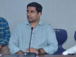 Tdp Melas Meet Minister Nara Lokesh