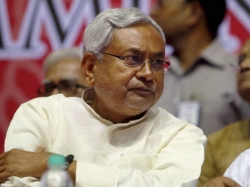 Flyer Shouts No Vip Culture Rides With Nitish Kumar Buggy