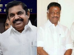 Aiadmk Merger Nearing Closure Ops Head Party Eps Will Lead