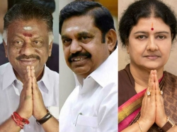 No Talks Till Sasikala Dinakaran Are Booted Of Aiadmk Says Pannerselvam Camp