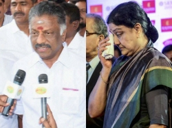 Panneer Selvam S Strategy Give Blow Sasikala