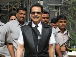 Pay Up Or We Send You Back Jail Subrata Roy Gets Sc Ultimatum