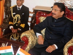 Tn Governor Vidyasagar Rao Reached Chennai Without Any Prior Information