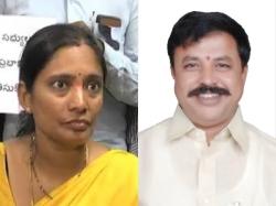 Mla Chintamaneni Prabhakar Greeted Mro Vanajakshi