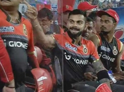 Ipl 2017 Furious Virat Kohli Blames One Guy Golden Duck Summons Umpire