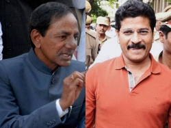 Trs Leader Join Bjp Revanth Reddy Will Remain Tdp