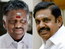 Tn Cm Edappadi Palanisamy Is Trying Break The Pro Ops Lobby In The Secfreteriat