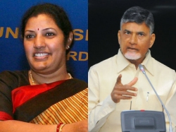 Purandeswari Questions Chandrababu Respond On Kesineni Nani
