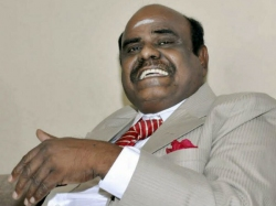 Justice Karnan S Lawyer Says That Karnan Wants President Ind
