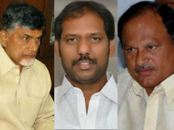 Addanki Tanuku Issue Cm Chandrababu Naidu Is Confusion