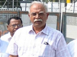 Will Ganta Shocks Union Ministe Ashok Gajapati Raju