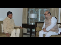 Bjp Senior Leaders Complaint Against Tdp Amit Shah