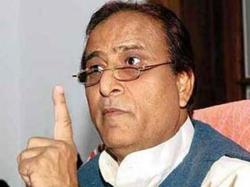 Up Governor Writes Yogi Adityanath Seeks Action Against Samajwadi Party S Azam