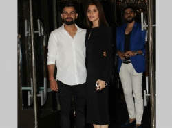 Virat Kohli Cricketers Attend Zaheer Khan S Engagement Before Leaving For Champions