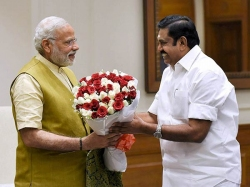 Aiadmk Support On President In Tamil Nadu Chief Minister E