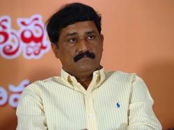 Protest Against Mlc Mvvs Murthy Vishakapatnam