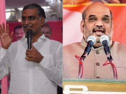 Harish Rao Fires At Amit Shah Comments