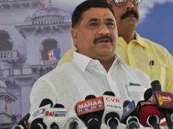 Ap Information Minister Kaluva Srinivasulu Slams On Ysrcrp