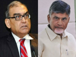 Impose President S Rule Ap Tdp Leaders Fires At Katju