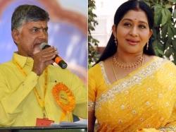Actress Kavita Felt Insult Mahanadu