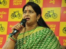 Will Kavitha Resigns Telugudesam