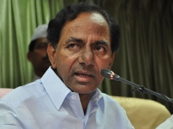 Kcr Makes Fun With Asha Workers