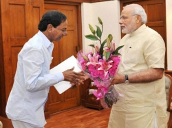 Kcr Explained Governor Narasimhan On Amit Shah Comments