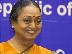 Next President India Congress Pitches Meira Kumar Against B