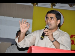 We Looking On Unemployment Benefit Says Nara Lokesh