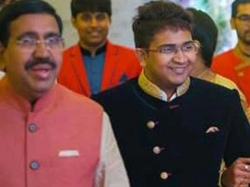 Minister Narayana Decided Repair Nishit Benz Car