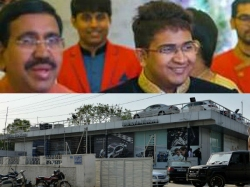 Nishith Narayana Accident Case Mercedes Team Visits Mishap Spot