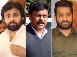 Jr Ntr S Next Film With Political Back Ground