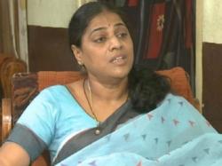 Threat From Ke Krishnamurthy Family Says Sridevi Reddy